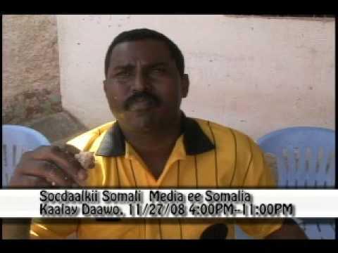 Safarkii Somali Media ee Somalia