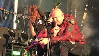 Helloween A Little Time Sweden Rock Festival 2018
