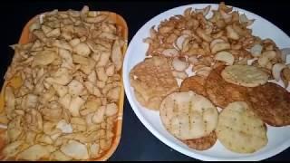 Made ki mathri ghar par banaye! By kanchan cooking recipe