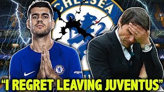 Has Alvaro Morata Revealed That He Wants To Leave Chelsea?!   Transfer Talk