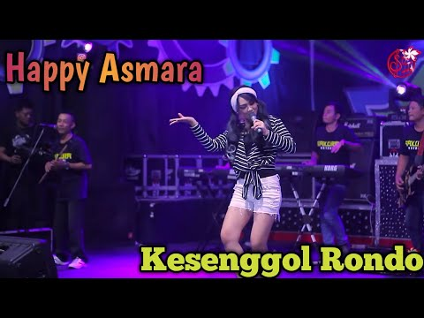 Happy Asmara - Kesenggol Rondo (Official) | versi visualizer