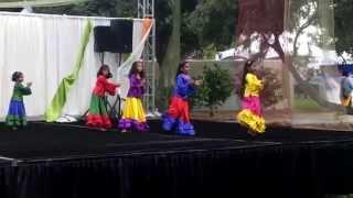 Gambar cover Discover India...Malang malang....Rhythm dance....