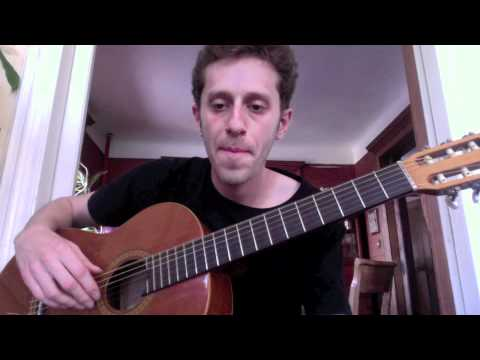 Balkan Turkish Gypsy rhythms guitar lesson