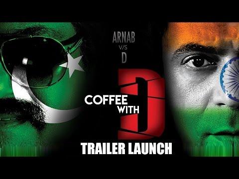 Coffee with D Trailer Launch | Sunil Grover, Zakir Hussain, Dipannita, Anjana Sukhani