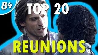 Top 20 Reunions in Game of Thrones Season 7 Preview Theories and Predictions