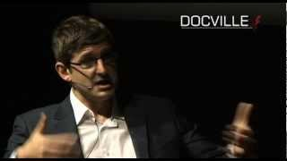 Louis Theroux Masterclass @ Docville 2012