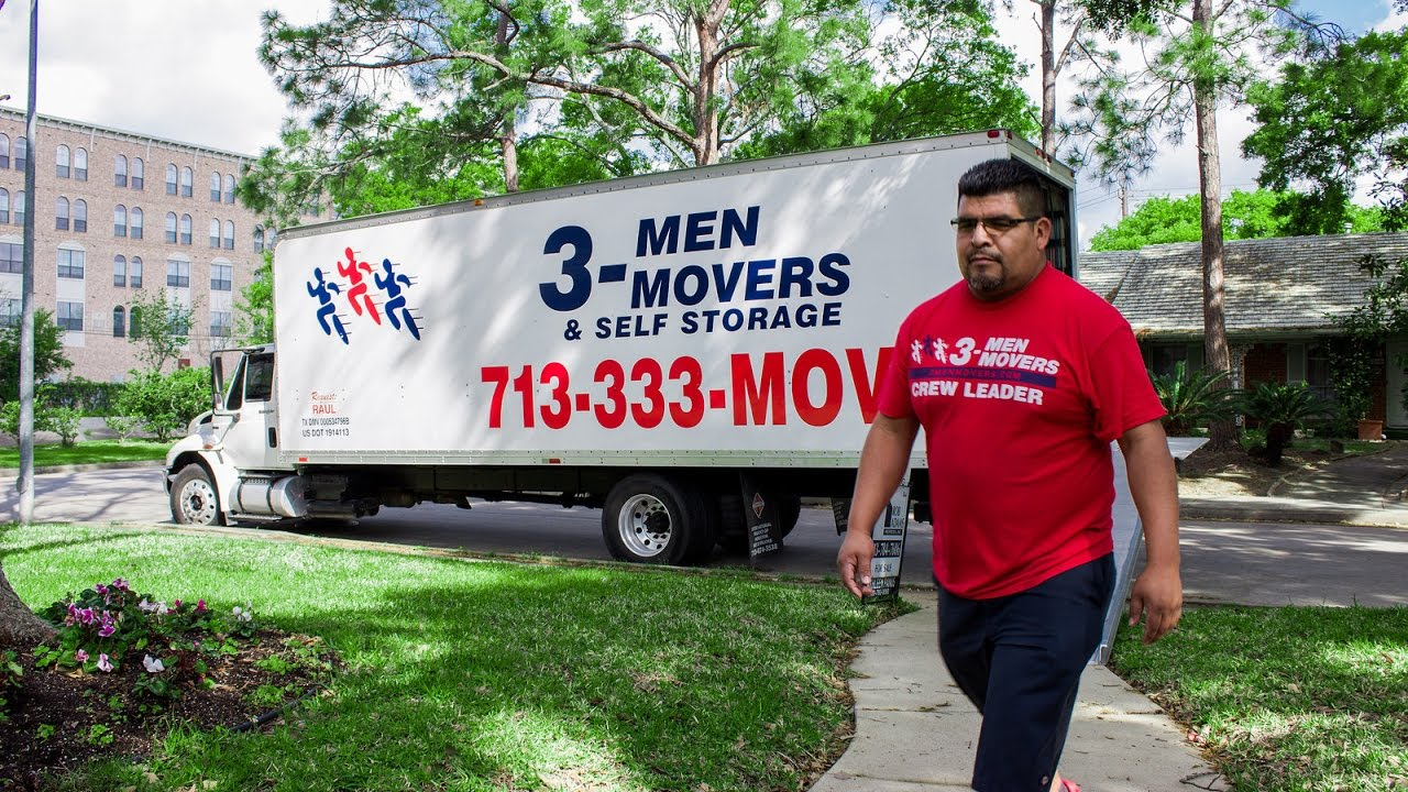 movers dallas - 3 men movers: local dallas moving company & free