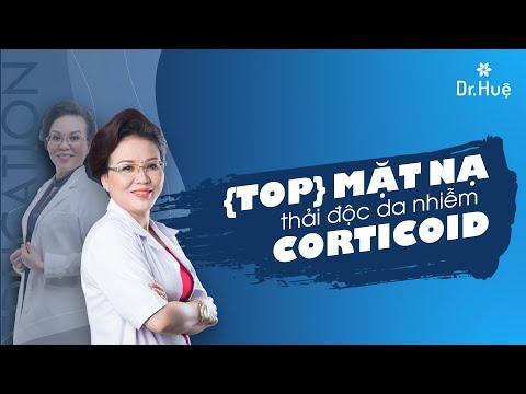 Các loại mặt nạ thải độc da nhiễm corticoid theo chia sẻ của Bác Sĩ - Hotline BS. Huệ: 0989.103.202