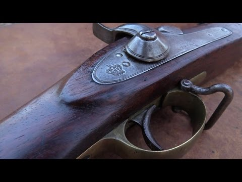 1853 Enfield Rifle Musket