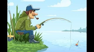 Russian Fishing 4--Осетр Сазан И Карп!!! Проверим Посмотрим))))