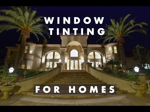 Best Home Window Tinting Service | Campbell Window Film | 800-580-9997