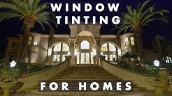 Best Home Window Tinting Service   Campbell Window Film   800-580-9997