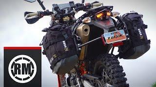 Tusk Pilot Pannier Motorcycle Bags