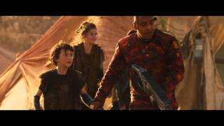 Дивергент, глава 3: За стеной - Тизер-трейлер №2 (дублированный) 1080p