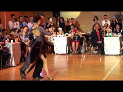 "2017 XV Taipei Tango Festival - Lily & Raymond ""La última copa"""