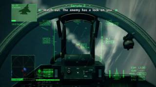 Ace Combat 6 - Dog Fight