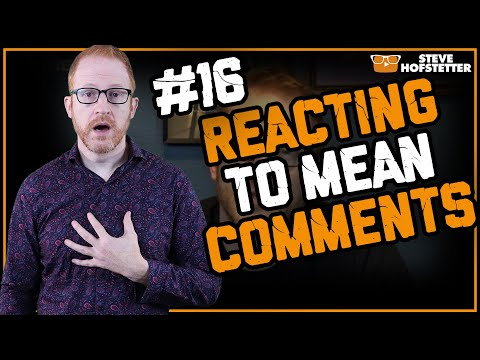 Download Youtube: Stand Up Comedian Responds to Mean YouTube Comments