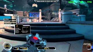 Sanctum PC Gameplay FRAPS recorded in HD 1080P