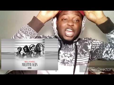 Migos - Clientele Ft. Young Thug & Lil Duke REACTION! 🔥