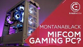IST der MONTANABLACK GAMING PC auf MIFCOM GUT? | #KreativeFragen 25
