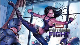 Update 3.7 Marvel Legacy | X-23 First Impressions | Marvel Future Fight