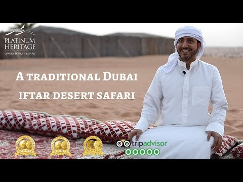 Traditional Iftar Experience in Dubai