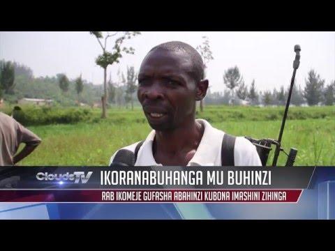 CLOUDS TONIGHT:U Rwanda rwasize ibihugu by'Afurika inyuma mu gukoresha Ikoranabuhanga mu buhinzi