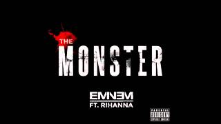 Repeat youtube video Eminem ft. Rihanna - The Monster (Türkçe Altyazılı)