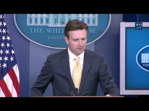 6/9/16: White House Press Briefing