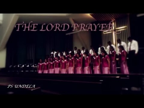 PS UNDELA - THE LORD S'PRAYER