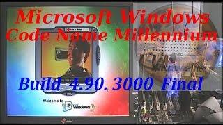 Microsoft Windows Millennium Edition [4.90.3000 Final]