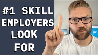 #1 Skill Employers Want in a Software Developer