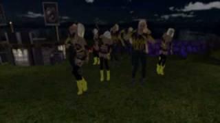 Dragondancers