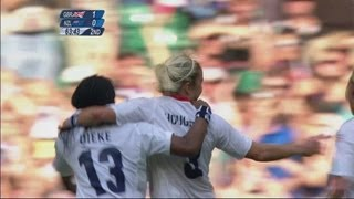 Football Women's Group E - Great Britain v New Zealand -  London 2012 Olympic Games Highlights