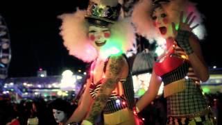 Endymion @ EDC 2012 (Q-Dance Stage - Las Vegas) After Movie