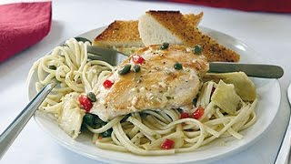 Lemon Chicken Piccata Cooking Instructions