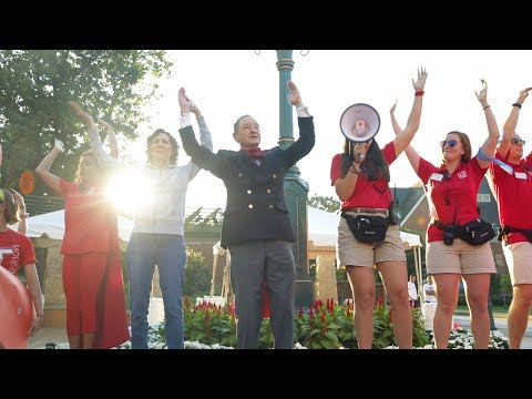 Class of 2021 Move-In | Washington University