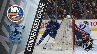 New York Islanders vs Vancouver Canucks March 5, 2018 HIGHLIGHTS HD