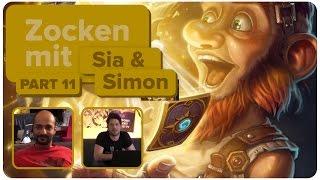 Hearthstone mit Sia und Simon | Zocken mit Bohnen | 4/4 | 21.07.2015