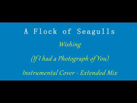 A Flock Of Seagulls - Wishing (If I had a Photograph of You) - Instrumental Cover - Extended Mix