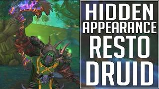 Hidden Artifact Skins Druid Resto
