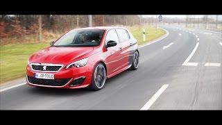 2016 Peugeot 308 GTi Test Drive & Fahrbericht  [German]  ///Lets Drive///