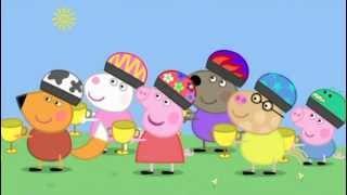 Peppa Pig Mr.Fox`s Van