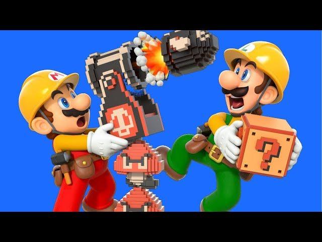 Super Mario Maker 2!   HighLights Compilation 3!!