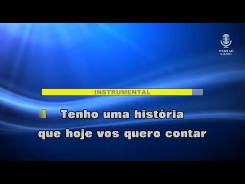 ♫ Demo - Karaoke - AI SE O MEU CARRO FALASSE - Fernando Corr Marques