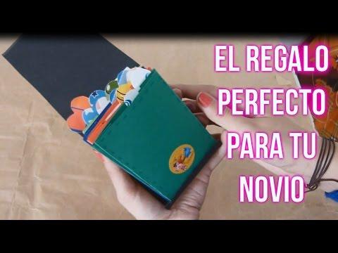 Carta de sobres el regalo perfecto para tu novi youtube - Que regalarle a tu novio en el primer mes ...