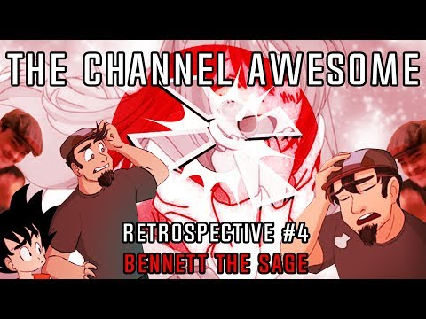 Channel Awesome Retrospective #4 | Bennett The Sage ft: Extramana