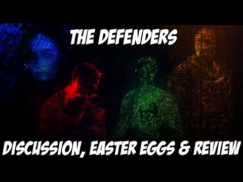 The Defenders - Discussion, Easter Eggs & Review