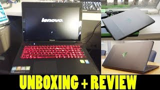 Unboxing Lenovo Gaming Laptop | Lenovo G50 80L0006HIN 15.6-inch | 1TB | 2GB Graphics