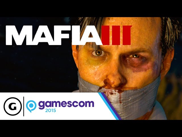 Mafia III - Reveal Trailer